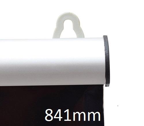 Porte affiche clippant 841 mm